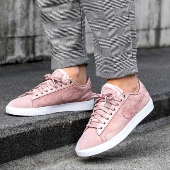online retailer 9f3c2 d8d6c NEW NIKE Blazer Low LX Suede Shoes